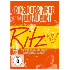 Rick Derringer And Ted Nugent - Live At The Ritz, Ny