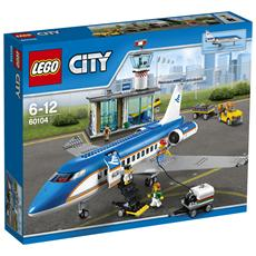 LEGO - 60104 Terminal Passeggeri