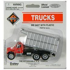 4015-16 Camion Cassonato Sponde Alte Inerti Modellino