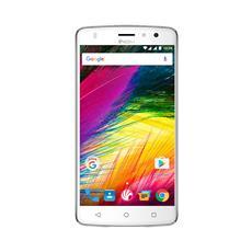 "Smart 5 Plus Bianco 16 GB 4G/LTE Dual Sim Display 5"" HD Slot Micro SD Fotocamera 16 Mpx Android Italia"