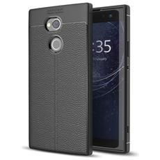 Custodia Cover Tpu Silicone Per Smartphone Sony Xperia Xa2 Ultra