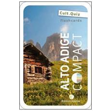 Alto Adige compact. Flashcards. Il set di carte sull'Alto Adige (quiz)