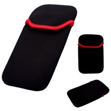 Neoprene Case For Notebook Tablet 7 - Nero Rosso