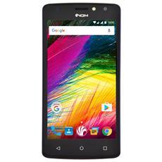 "Smart 5 Plus Nero 16 GB 4G/LTE Dual Sim Display 5"" HD Slot Micro SD Fotocamera 16 Mpx Android Italia"