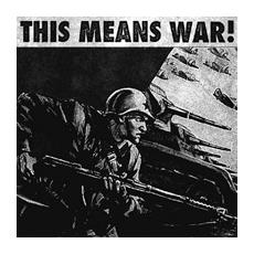 """This Means War! - This Means War! (10"""")"""