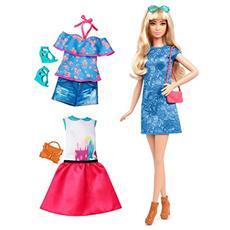 Barbie Fashionista E Moda - Chic RICONDIZIONATO