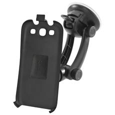 13547 Auto Active holder Nero supporto per personal communication