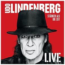 Udo Lindenberg - Staerker Als Die Zeit-Liv (3 Cd)
