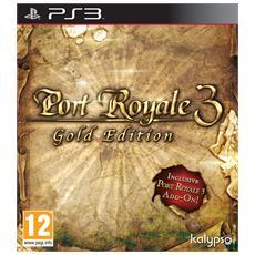 PS3 - Port Royale 3 Gold
