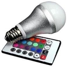 RGB, Blu, Verde, Rosso, Alluminio, Bianco, A, 85V, 50/60 Hz, 6 cm