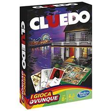 Travel Cluedo G&B