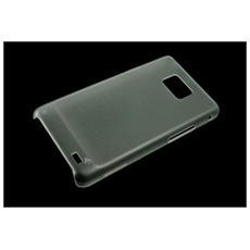 Custodia In Plastica Trasparente Per Samsung I9100 Galaxy S2 Sii