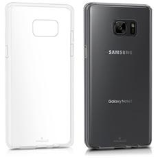 Custodia Cover Anukku? Ultra Fina Trasparente Morbida In Air Gel Per Samsung Galaxy Note 7
