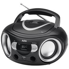 Radio Stereo Nero Sr 4374