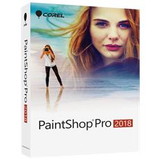 COREL - Paint Shop Pro 2018 Versione Box 1 Utente...