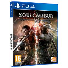 PS4 - Soulcalibur VI - Day one: 2018