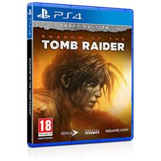 PS4 - Shadow of the Tomb Raider Croft Edition - Day one 12 Settembre 2018