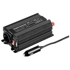 IPW-IF300W - Alimentatore da Auto DC / AC 300W da 12V a 230V con porta USB