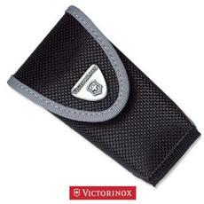 Fodero da cintura in cordura colore nero con tasca per torcia