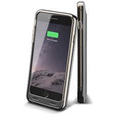 Power Case Custodia con Batteria 2400 mAh per iPhone 6 - Nero