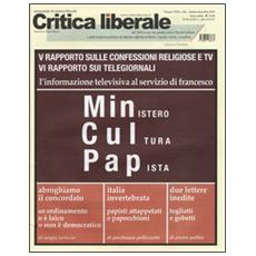Critica liberale (2016) . Vol. 226