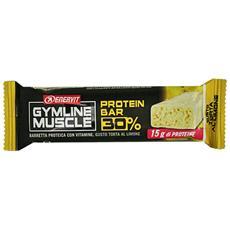 Gymline Muscle Protein Bar 30% 48g Torta Al Limone