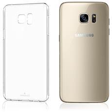 Custodia Cover Anukku? Ultra Fina Trasparente Morbida In Air Gel Per Samsung Galaxy S7 Edge G935