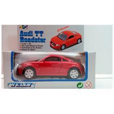 Modello Di Auto 1:36 - Audi Tt Roadster- Rosso