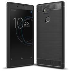 Custodia Cover Tpu Silicone Per Smartphone Sony Xperia L2