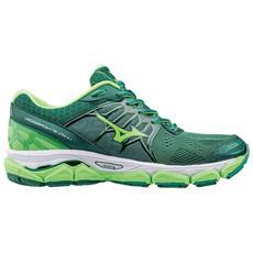 MIZUNO - Scarpe Uomo Running Wave Horizon A4 Taglia 45 - Colore  Verde 4627751856f