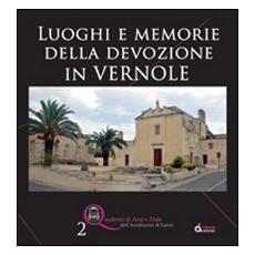 Luoghi e memorie della devozione in Vernole