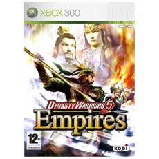X360 - Dynasty Warriors 5: Empires