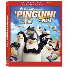 Pinguini Di Madagascar (I) (3D) (Blu-Ray+Blu-Ray 3D)