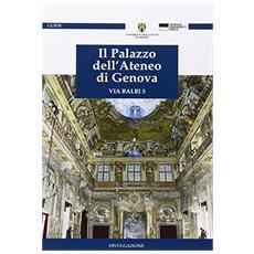 Il palazzo dell'ateneo di Genova