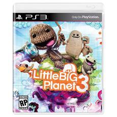 PS3 - Little Big Planet 3