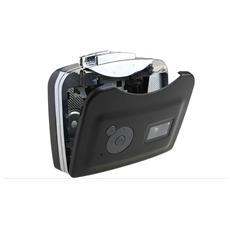 Convertitore Da Musicassetta In Formato Mp3 Walkman E Acquisizione Audio Diretta Da Cassetta A Usb Pendrive