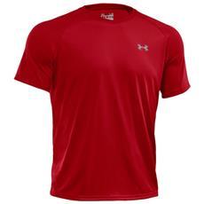 T-shirt Uomo Ua Tech Rosso M
