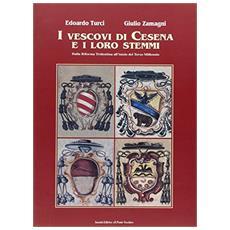 I vescovi di Cesena e i loro stemmi