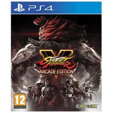 PS4 - Street Fighter V Arcade