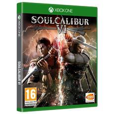 XONE - Soulcalibur VI - Day one: 2018
