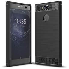 Custodia Cover Tpu Silicone Per Smartphone Sony Xperia Xa2