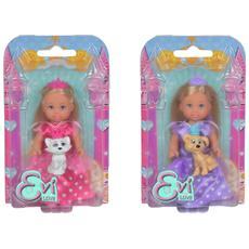 5736260, Ragazzo / Ragazza, Multicolore, Animale domestico per bambola, Femmina, Cane, Blister