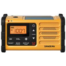 MMR-88, Litio, Portatile, LCD, Digitale, AM, FM, MW, 87,5 - 108 MHz