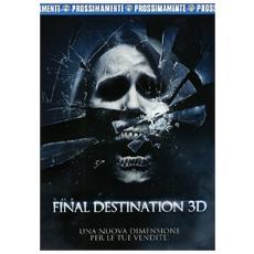 Dvd Final Destination 3d (the) (2 Dvd)