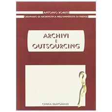 Archivi e outsourcing