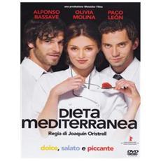 Dvd Dieta Mediterranea