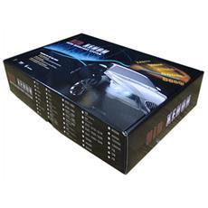 Kit Hid Xenon Auto H7 6000K Centralina Slim Supersottile