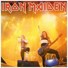 "Iron Maiden - Running Free (Live) (7"")"