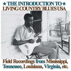 Introduction To Living Country Blues (2 Lp)