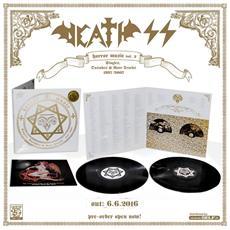 Death Ss - Horror Music Vol. 2 (2 Lp+2 Cd)